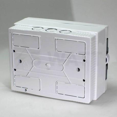 Навісний розподільчий щит ARS на 2-6 модулей (341212) - в інтернет-магазині