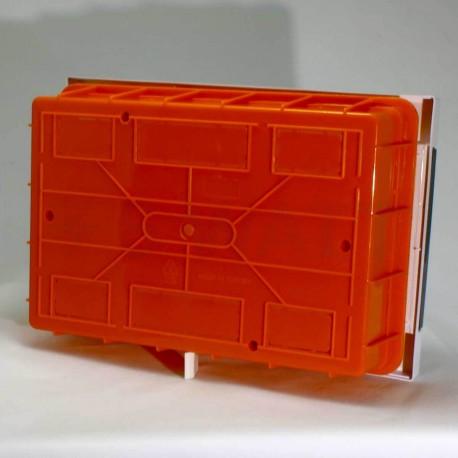 Вбудований розподільчий щит ARS на 2-6 модулей (341213) - в інтернет-магазині