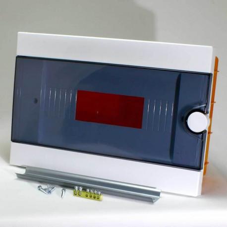 Встраиваемый распределительный щит ARS на 9 модулей (341215) - магазин светодиодной LED продукции