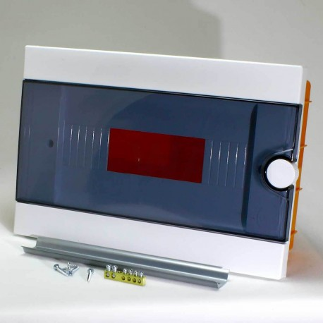 Вбудований розподільчий щит ARS на 12 модулей (341219) - магазин світлодіодної LED продукції
