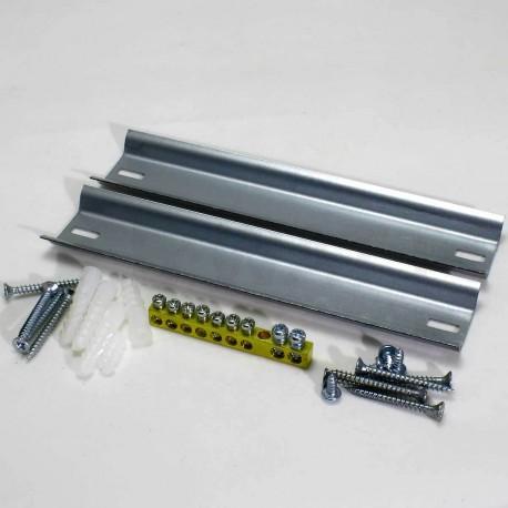 Встраиваемый распределительный щит ARS на 16 модулей, 2-х ярусный (341206) - магазин светодиодной LED продукции