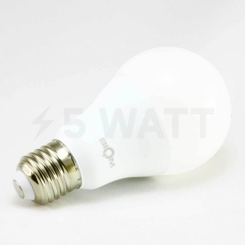 Светодиодная лампа Biom BT-516 A65 15W E27 4500К матовая - недорого