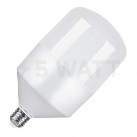 Світлодіодна лампа Biom BT-100 T100 25W E27 4500К матова - придбати