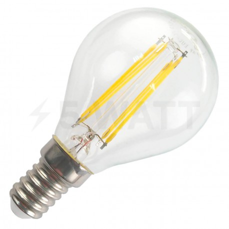 Світлодіодна лампа Biom FL-304 G45 4W E14 4500K - придбати