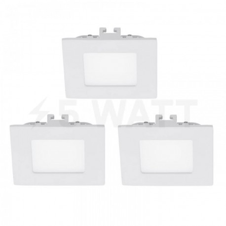Набір світильників 3 шт. EGLO Fueva 1 (94733) - придбати