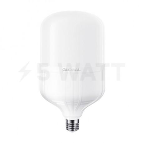 LED лампа HW GLOBAL 40W 6500K E27 (1-GHW-004) - недорого