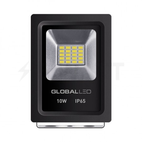 Прожектор LED GLOBAL FLOOD LIGHT 10W 5000K (1-LFL-001) - купить