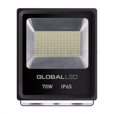 Прожектор LED GLOBAL FLOOD LIGHT 70W 5000K (1-LFL-005) - купить