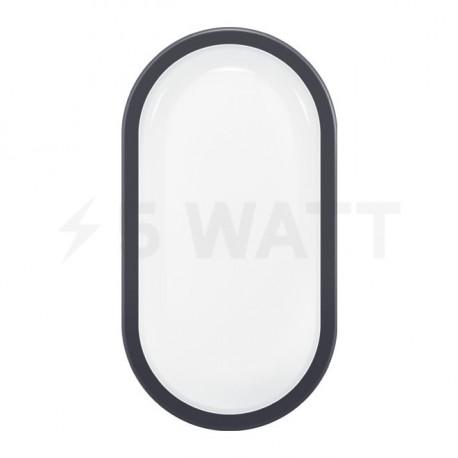 LED СВІТИЛЬНИК GLOBAL HPL 8W 5000K E (1-HPL-002-E) - придбати