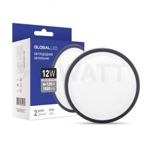 LED СВІТИЛЬНИК GLOBAL HPL 12W 5000K C (1-HPL-003-C) - недорого