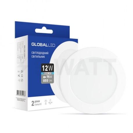 Панель міні GLOBAL LED SPN 12W 4100К (1-SPN-008-C) - недорого