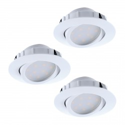 Набір світильників 3 шт. EGLO Pineda (95851)