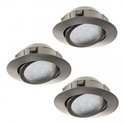 Набір світильників 3 шт. EGLO Pineda (95853)