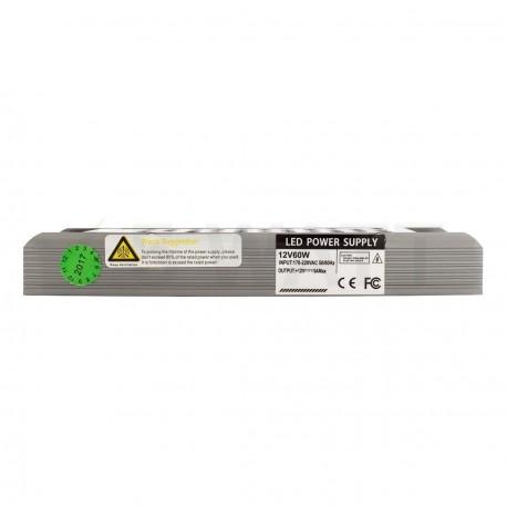 Блок питания BIOM Professional DC12 60W BPU-60 5А - недорого