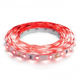 Світлодіодна стрічка B-LED 3528-60 R червона, негерметична, 1м