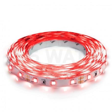 Светодиодная лента B-LED 3528-60 R красная, негерметичная, 1м - купить