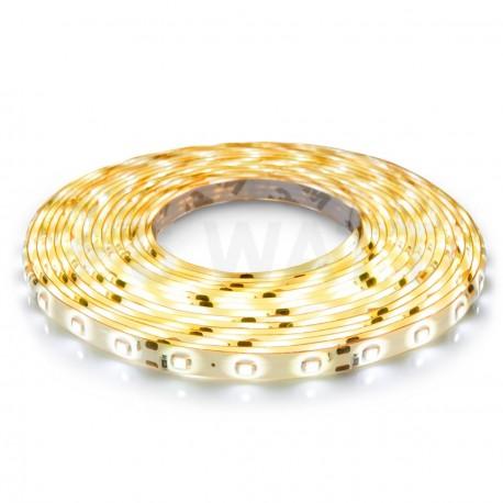 Светодиодная лента B-LED 3528-60 WW IP65 теплый белый, герметичная, 1м - купить