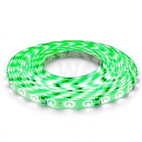 Светодиодная лента B-LED 3528-60 G IP65 зеленый, герметичная, 1м - купить