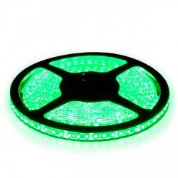 Светодиодная лента B-LED 3528-120 G IP65 зеленый, герметичная, 1м
