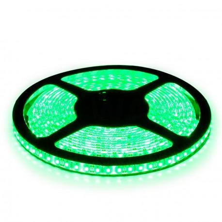 Светодиодная лента B-LED 3528-120 G IP65 зеленый, герметичная, 1м - купить
