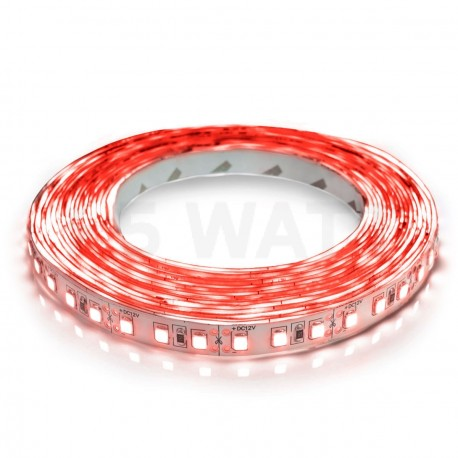 Светодиодная лента B-LED 3528-120 R IP20 красный, негерметичная, 1м - купить