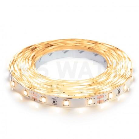 Светодиодная лента B-LED 2835-60 WW теплый белый, негерметичная, 1м - купить