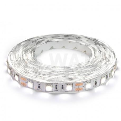 Светодиодная лента B-LED 5050-60 W белый, негерметичная, 1м - купить