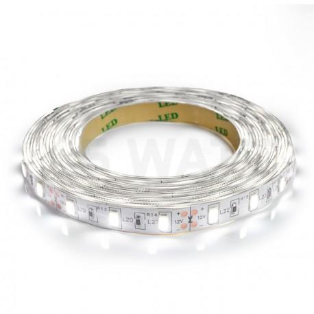 Світлодіодна стрічка B-LED 5630-60 W IP20 біла, негерметична, 1м - придбати