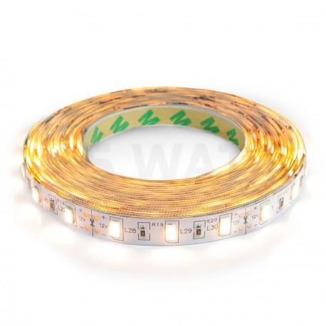 Светодиодная лента B-LED 5630-60 WW тёплый белый, негерметичная, 1м - купить