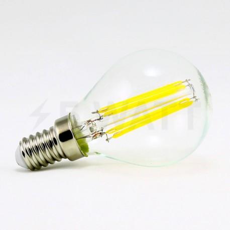 Світлодіодна лампа Biom FL-304 G45 4W E14 4500K - в інтернет-магазині