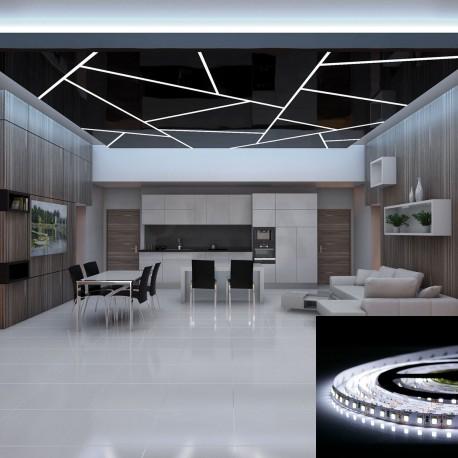 Светодиодная лента B-LED 3528-120 W IP65 белый, герметичная, 1м - в интернет-магазине