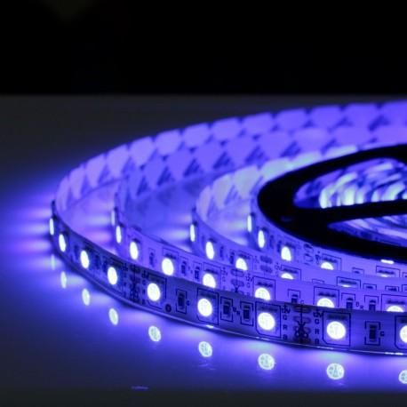 Светодиодная лента B-LED 5050-60 RGB, негерметичная, 1м - магазин светодиодной LED продукции