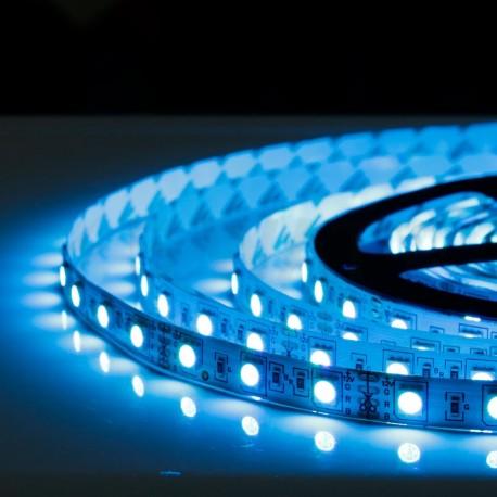 Светодиодная лента B-LED 5050-60 RGB, негерметичная, 1м - 5watt.ua