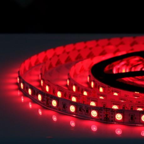 Светодиодная лента B-LED 5050-60 RGB, негерметичная, 1м - дешево