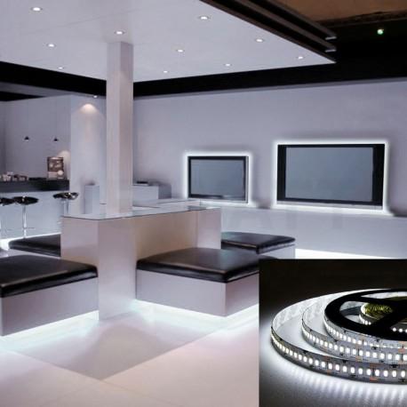 Світлодіодна стрічка B-LED 3014-240 W IP20 біла, негерметична, 1м - в інтернет-магазині