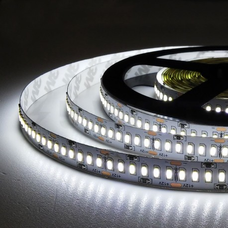 Світлодіодна стрічка B-LED 3014-240 W IP20 біла, негерметична, 1м - недорого
