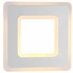 Бра INTELITE DECO Wall Light Damasco 516 12W WT (I516312W)