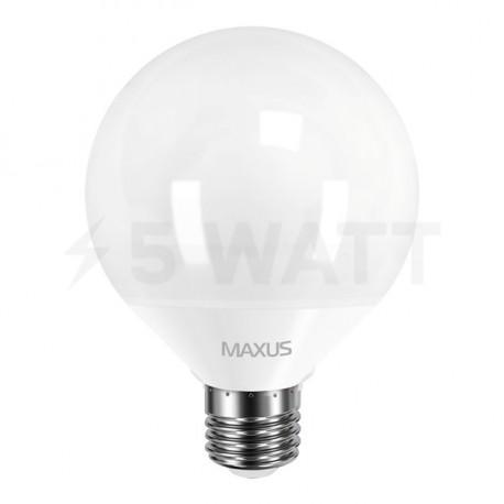 LED лампа MAXUS G95 12W 3000K 220V E27 (1-LED-901) - недорого