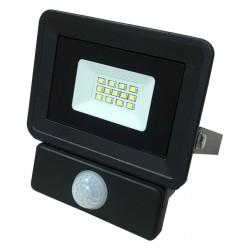 Светодиодный прожектор BIOM 10W S4-SMD-10-Slim+Sensor 6500К 220V IP65 с