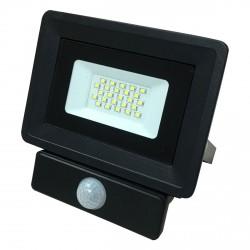 Светодиодный прожектор BIOM 20W S4-SMD-20-Slim+Sensor 6500К 220V IP65