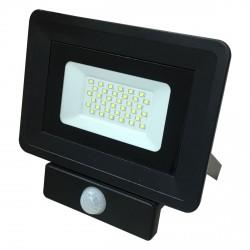 Светодиодный прожектор BIOM 30W S4-SMD-30-Slim+Sensor 6500К 220V IP65