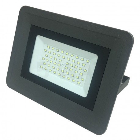Светодиодный прожектор BIOM 50W S4-SMD-50-Slim 6500К 220V IP65 - купить