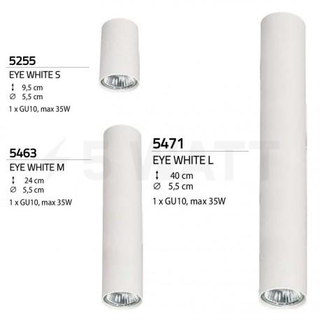 Точковий світильник NOWODVORSKI Eye White 5255 - недорого
