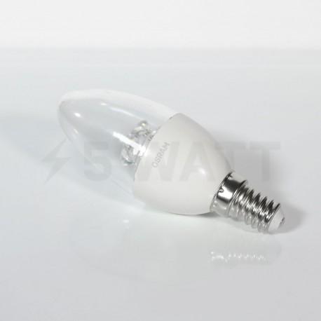 LED лампа OSRAM LED Star Classic B40 6,5W E14 2700K CL 220-240V(4052899911970) - в інтернет-магазині