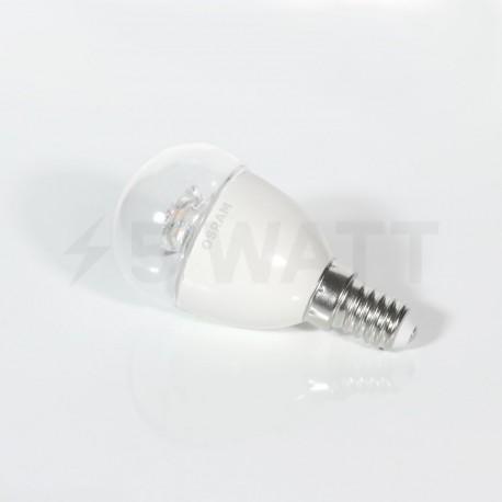 LED лампа OSRAM LED Star Classic P40 6W E14 2700K CL 220-240V(4052899911963) - в Украине