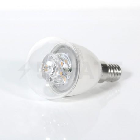 LED лампа OSRAM LED Star Classic P40 6W E14 2700K CL 220-240V(4052899911963) - магазин світлодіодної LED продукції