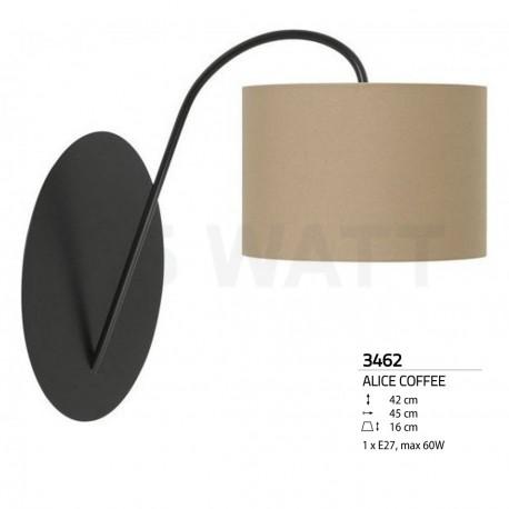 Бра NOWODVORSKI Alice Coffee 3462 (3462) - недорого