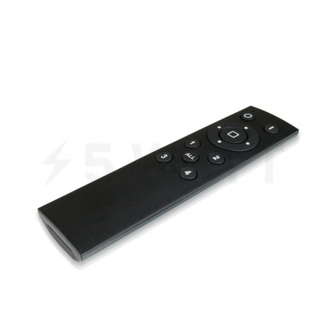 Пульт д/у OEM JM-DS 4-zone 2.4g remote 12кнопок универсальный черный - купить