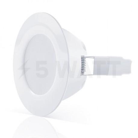 Точечковий LED світильник MAXUS SDL mini,6W 4100K (1-SDL-004-01-D) - недорого