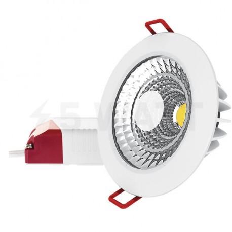 Точковий LED світильник MAXUS 12W 3000К (1-SDL-007) - недорого